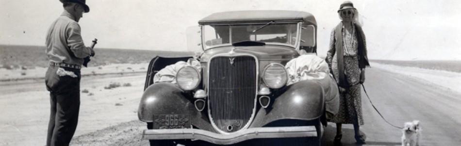 Wheelwright w car